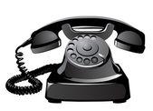 老电话 — 图库矢量图片