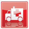Ambulance — Stock Vector