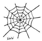 Web symbol — Stock Vector