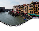 Venice background — Stock Photo