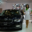 SKODA Superb - Stock Photo