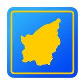 San Marino European button — Stock Photo