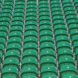 Seating in stadium — Stock Photo