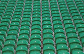Seating in stadium — Photo
