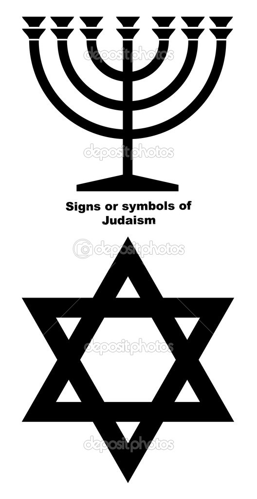 Coloring pictures of jewish symbols - dreidel colorable line art free clip art collection of jewish elements and