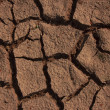 Dry soil - Stock Photo