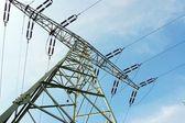Elektrische turm — Stockfoto