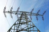 Torre elétrica — Fotografia Stock