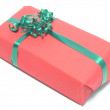 Red Gift - Foto Stock