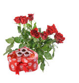 Gift for St.Valentine's Day — Foto de Stock