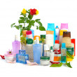 Stock Photo: Set of cosmetics