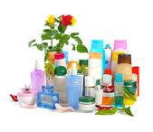 Set of cosmetics — Stock Photo