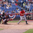 Portland Sea Dogs batter Will Middlebrooks - Stock Photo