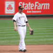 Neil Walker of the Pittsburgh Pirates - Stock Photo