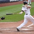 Neil Walker of the Pittsburgh Pirates — Stock Photo