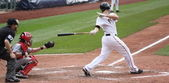 Neil walker pittsburgh pirates of — Stok fotoğraf