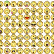 Emoticons emotion Icon Vectors - Stock Vector