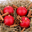 Advent wreath — Stockfoto #8090212