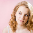 Beautiful girl Teen — Stock Photo #10115206