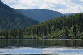 Мountain lake — Stock Photo