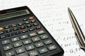 Calculations — Stock Photo