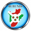Burundi Round Button — Stock Vector #8462609