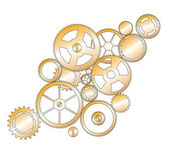 Mecanismo de relojería — Vector de stock