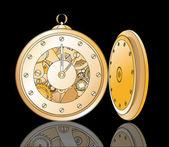 時計仕掛け — ストックベクタ