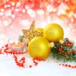 Christmas composition — Stock Photo #8177918