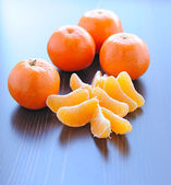Vers mandarijnen — Stockfoto
