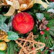 Christmas decoration — Foto de stock #8150597