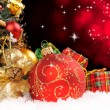 Christmas decoration — Stockfoto #8169426