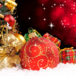 Christmas decoration — Foto de stock #8169426