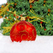 Christmas Bauble — Stock Photo #8170468