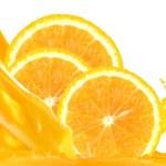 Orange juice — Stock Photo #9208469