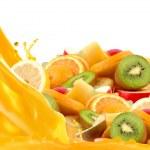 Fruit mix — Stock Photo #9208482