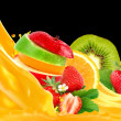 Fruit mix — Stock Photo #9208529