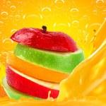 Mix juice — Stock Photo #9208649