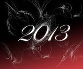2013 Happy New Year Background — Stock Photo
