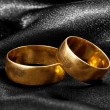 Wedding rings — Stock Photo #8626158
