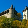 Karlstein Castle — Stock Photo #8285482