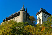 Karlstein Castle — Stock Photo