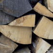 Fire wood — Stock Photo #8810343
