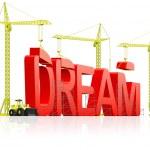 Постер, плакат: Dream building