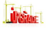 Upgrade — Foto de Stock