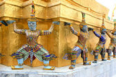 Bangkok tayland grand palace unsurları — Stok fotoğraf