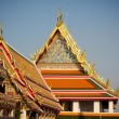 The elements of Wat Pho temple in Bangkok — Stock Photo #8932937