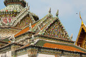 Prvky grand palace v bangkok thajsko — Stock fotografie