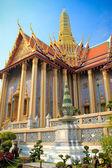 タイのバンコクで有名なグランド パレス — ストック写真