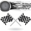Speed background - Imagen vectorial